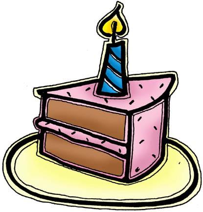 Pasteles de cumpleaños en caricatura - Imagui