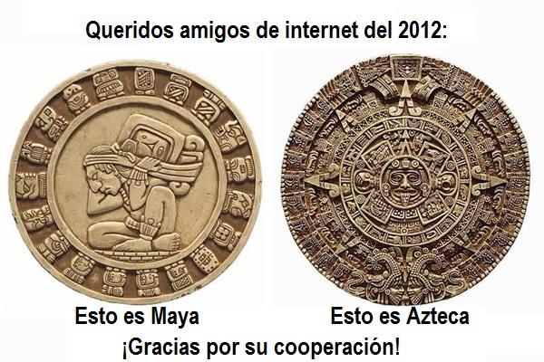Maya - Azteca